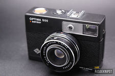 Agfa OPTIMA 500 sensore 35mm mirino fotocamera ricambi for spare parts