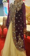 Girls indian lehenga lengha dress gown saree wedding party bridesmaid 32.