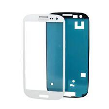 Galaxy S3 GT-I9301LCD Display Scheibe Glas Samsung Touchscreen weiß+Kleber