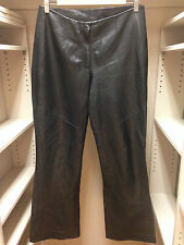 Wilsons Pelle Studio Genuine Leather Pants Size 6