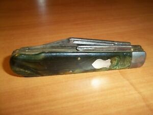 Vintage Remington R85 Made In USA UMC Pocket Folding Knives 2 Blades