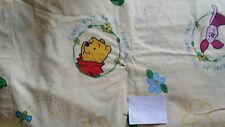 Drap plat Flat sheet vintage Winnie Disney