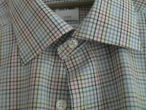 """Olymp Luxor Comfort Fit Shirt Size 17""""(43)"""
