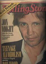 ROLLING STONE magazine #292  JON VOIGHT cover  The Rolling Stones