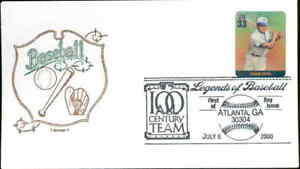 (1og) FDC 3408n Jimmie Foxx - Artopage