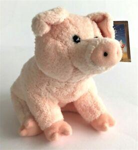 Ty Beanie Babies Plush Soft Toy Wilbur Charlotte's Web 14 cm 2006