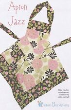 APRON JAZZ SEWING PATTERN, FROM COTTAGE ROSE DESIGNS NEW
