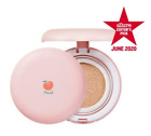 Skin Food Peach Cotton Blur Cushion 15g SPF50+ PA+++ Wrinkle Care K-Beauty
