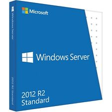 MICROSOFT WINDOWS SERVER 2012 R2 STANDARD 64BIT GENUINE KEYS  AND DOWNLOAD LINK