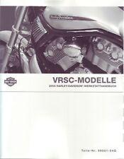 HARLEY-DAVIDSON Reparaturhandbuch 2004 VRSC V-Rod VRod Buch DEUTSCH Anleitung