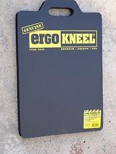 Kneeling Mat- Ergo Kneel 14 x 21 x 1 inches with handle #5050, Working Concepts