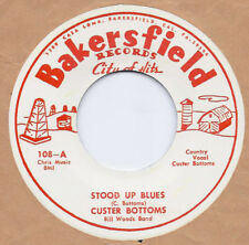Rockabilly: CUSTER BOTTOMS-Stood Up Blues BAKERSFIELD