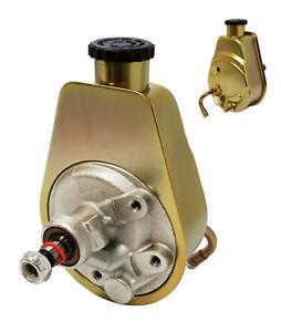 Saginaw Power Steering Pump Keyway Style Chevy Ford GM Chrysler Mustang II Power