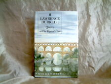 LAWRENCE DURRELL - QUINX OR THE RIPPER'S TALE - UK 1ST EDITION 1985 HARDCOVER