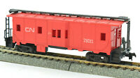HO Scale Lima, Canadian National, CN, Bay Window Caboose #78011