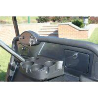 EZGO RXV Golf Cart Carbon Fiber Dash Kit