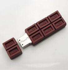 Fshion Gift Chocolates Cartoon model 8GB USB 2.0 Memory Flash Stick Pen Drive