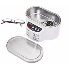 Smart Ultrasonic Cleaner For Jewelry Glasses Ultrasound Cleaning Bath Machine