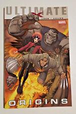 Ultimate Comics X Origins Jeph Loeb Adams Marvel Comics TPB 1st Printing