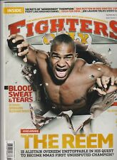 "Alistair /""le Reem/"" Overeem-Round 5 MMA UFC Ultime Collector SERIES 10 Neuf!"