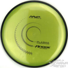 New Green Plasma Anode Beadless Gyroscopic Putter 170g Mvp Disc Golf Fast Ship