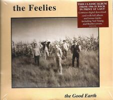 The Feelies ~ The Good Earth CD NEW