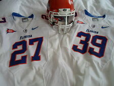 2010 Florida Gators Nike Gator Skin Game-Used Pro Combat Authentic Jersey