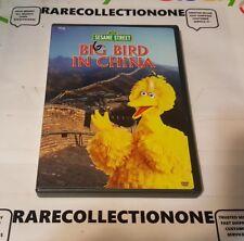 Sesame Street Big Bird in China