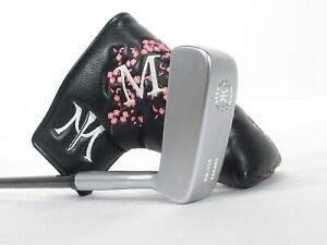 MIURA GOLF KATSUHIRO LEFTY KM-008 SPECIAL PROJECTS PUTTER 1 of 6 (RETAIL $6,500)