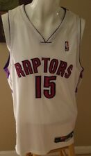 100% Authentic Vince Carter Nike Raptors Home Dri Fit Jersey Size 48 XL NWT