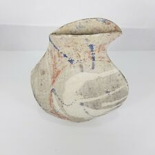 Vintage Julian King Salter Studio Pottery Vase 32cm High