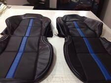 Hj,hx Hz,MONARO GTS SEDAN fronts Only seat Skin Covers,slate,Aussie Made