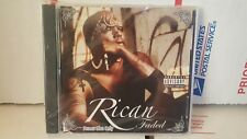 Rican Faded Promo Advance CD Cuban Link Battlecat Psycho Realm West Rap G-Funk