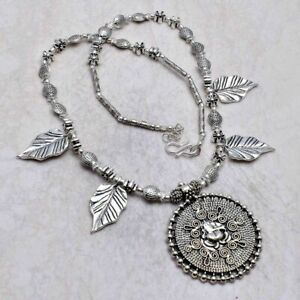 Vintage Ethnic Handmade Necklace Jewelry 27 Gms AN 90972