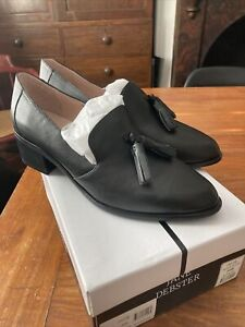 Brand New Leather Jane Debster Shoes Sz39 $199