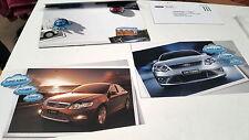 2008 FORD FG FALCON XR6 Focus Mondeo Brochure Card SET