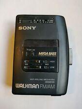 Sony walkman cassette player