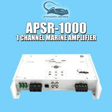 Audiopipe 1 channel Marine Amplifier 1000 Watts ( APSR-1000 )