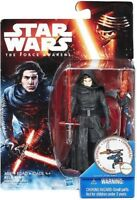 """Star Wars The Force Awakens Kylo Ren Unmasked Space Mission 3.75"""" Action figure"""