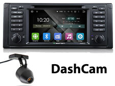 Autoradio+ DashCam ANDROID 5.1.1 E39 5er BMW Wifi OBD2 3G DAB Bluetooth DVD WiFi