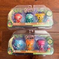 Glimmies 2 packs Light Up Toy Figures Ne