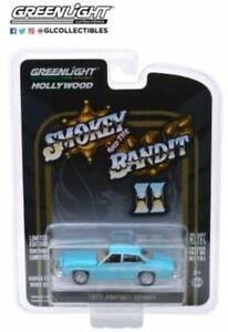 Greenlight 44830B Pontiac LeMans Smokey and The Bandit II 1/64