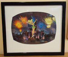"Disney Sericel ""It's a Wonderful World"" tinker bell from Disney Animation Art"
