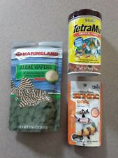 New listing Tetramin tropical flakes fish food and sinking wafers