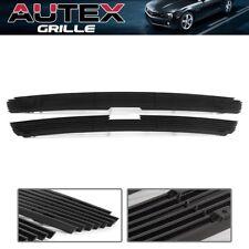 For Chevy 2003-05 Silverado 1500/2003-04 2500 3500 Aluminum Black Billet Grille