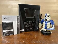 Stormtrooper Commander Star Wars Gentle Giant Bust Exclusive Limited Edition