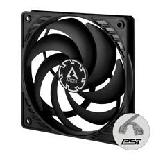 More details for arctic p12 pwm pst slim 12cm 120mm computer pc case fan best deal + 24 hour del!
