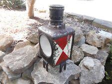 DB 78 Original Eisenbahnlampe Petroleumlampe  Zuglaterne Lampe Laterne