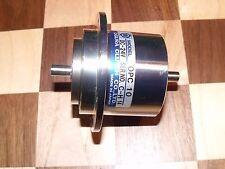 OGURA OPC-10 ELECTROMAGNETIC PARTICLE CLUTCH 24 volt DC 7mm Shaft