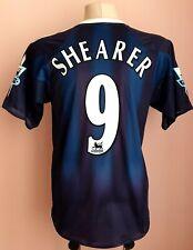 Newcastle United 2004 - 2005 Away footballAdidas shirt #9 SHEARER